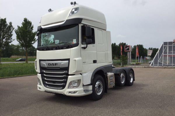 Nieuwe truck bij truckland